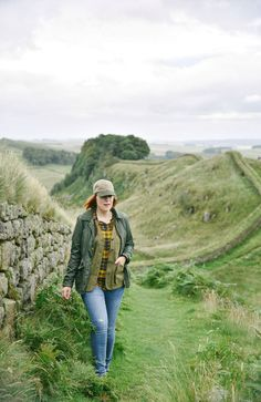 The best place to see Hadrian's Wall in Northumberland
