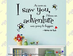 Art Decal Adventure Winnie the Pooh