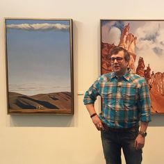 """We are excited to announce that Kevin Kehoe's """"High West High"""" was purchased by the State of Utah for their permanent collection! Read more on our blog post today! #art #artoftheday #westerntherapy #utah http://ift.tt/2cOgXZA"""