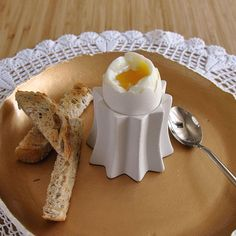 Concrete Egg cup