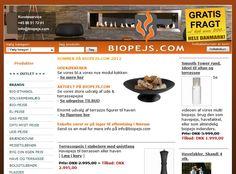 2008-2011 Inuba ApS  Stifter og ejer af tre webshops. Bl.a. biopejs.com