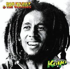 Kaya-Bob Marley and the Wailers