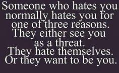 perspective. don't let the haters get you down...