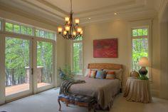 Beechtree Bay 2 - traditional - Bedroom - Charlotte - Grainda Builders, Inc.