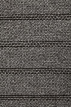 Tailored rugs inspired by men's suiting. Suede border please