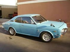 1969 Honda 1300 Coupe