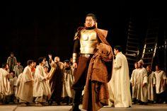 Coriolanus » KT Wong Edinburgh International Festival, Shakespeare, Theater, Stage, Culture, Inspired, Illustration, Fictional Characters, Inspiration