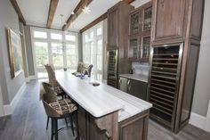 WaterColor Second Floor Kitchen modern rustic