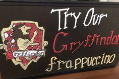 #HarryPotterAndTheCursedChild takes over #Starbucks at #Target in #Redlands Try…
