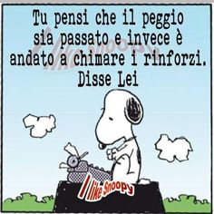 it Snoopy Snoopy Quotes, Snoopy And Woodstock, Peanuts Snoopy, Vignettes, Charlie Brown, Quotations, Funny Jokes, Funny Pics, Words