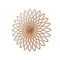 Horloge Karlsson Sunflower