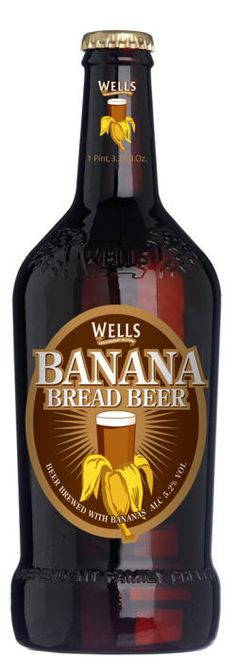 Wells Banana Bread Beer (Bottle) - English Strong Ale