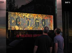 'Contagion' bacteria billboard is exactly what it sounds like (Video) - Celebritology 2.0 - The Washington Post