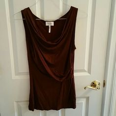 Wine colored shirt. Wine colored shirt. Laundry by Shelli Segal Tops Tees - Short Sleeve
