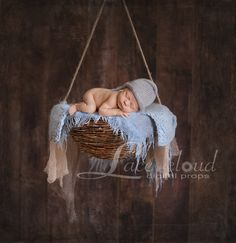 Digital backdrop background props newborn baby by LaceCloudStudio