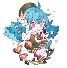 Cute Anime Chibi, Kawaii Chibi, Kawaii Art, Kawaii Anime, Character Illustration, Illustration Art, Kawaii Drawings, Art Reference Poses, Character Design Inspiration