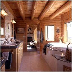 Ruthless Log Cabin Bathroom Strategies exploited