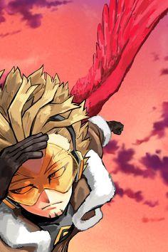 Boku no Hero Academia fan Art: keigo takami