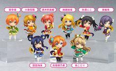 Love Live! Mini-Figuren Nendoroid Petite 7 cm Angelic Angel Ver. Sortiment Love Live! - Hadesflamme - Merchandise - Onlineshop für alles was das (Fan) Herz begehrt!
