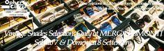 Vintage Sunglasses Selection di OPHERTY & CIOCCI - MercatoMonti, Sabato 7 & Domenica 8 Settembre  https://www.facebook.com/events/513485952061186/