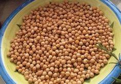 •Garden-NZ  When is a pea not a pea? When it's a garbanzo bean.