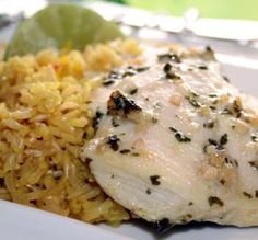 """Honey-Garlic Grilled Chicken: """"I have looked for a simple chicken marinade for years. This is perfect! It's now my go-to chicken recipe."""" -Guido's Mamma"""