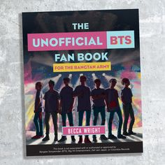Discover all the facts and trivia about k-pop sensation BTS in this fan book all about the Korean boy band. Celebrity Books, Columbia Records, Bts Book, Korean Boy Bands, Bts Fans, Trivia, Kdrama, Random Stuff, Army
