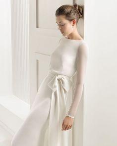 Noivas de Inverno | Simplesmente Branco