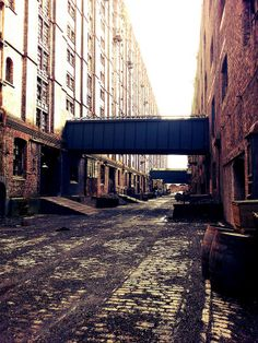 Liverpool tobacco warehouse Sherlock Holmes with Robert Downey jr was filmed here