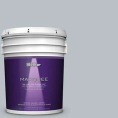 5 gal. #MQ5-31 Distant Star One-Coat Hide Eggshell Interior Paint