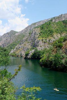 Canyon Matka, Macédoine. #Macedonia #outdoor