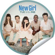 New Girl Season 2 Fan