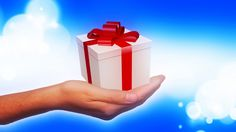 Life is a gift that should be unwrapped.