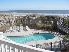 OCEANFRONT condos 3br/3ba luxury 2 King & Queen or Bunks  - Breath Taking view