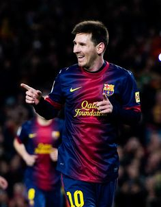 Lionel Messi my favorite soccer player