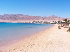 Dahab, Egypt. Where I am going on holiday this year in Oct :)