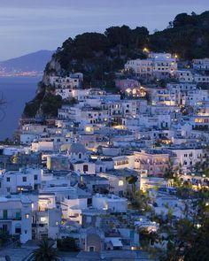 Capri, Italy - Visited October 2008   via cornersoftheworld