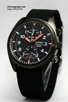aa08fad1802 Resultado de imagem para Seiko SNDA65 Chronograph black uk. Jorge Nogueira  de Sousa · relógios