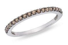 1/4 Carat Brown Diamond 14K White Gold Ring w/Black Rhodium Accents Has :               (1)       Good Reviews From Customers. Check All Reviews, Details, Features, and How To Get it with Best Price/Discount Here:   http://short.shopingzon.com/wOG8h