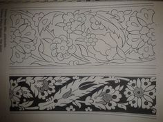 Çini motif, çini desen