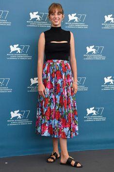 Stacy Martin, Regina King, Tilda Swinton, Cate Blanchett, Fashion Hub, Star Fashion, Festival Looks, Film Festival, Sequins