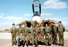 The most successful F-14 Tomcat pilot ever. Iranian Airforce. Brig. GeneralJalil Zandi(1951–2001) Tomcat F14, Iran Air, Ancient Persian, United States Navy, Helicopters, Military Aircraft, Airplanes, Flyers, Air Force