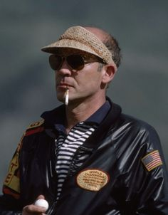 Hunter S Thompson Cover Letter On Finding Your Purpose