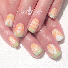 cgoldnglam #nail #nails #nailart