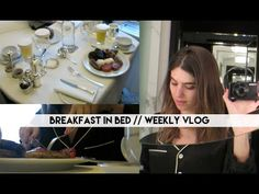Breakfast in Bed // Lily Pebbles Weekly Vlog