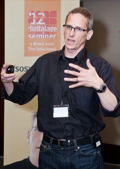 Richard Stacy at Digital Age Seminar 2012