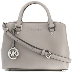 Michael Michael Kors Savannah Leather Shiulder Bag