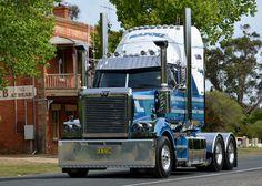 Trucking Kenworth Trucks, Peterbilt, Chevy Trucks, Big Rig Trucks, Semi Trucks, Cool Trucks, Custom Big Rigs, Custom Trucks, Trailers For Sale