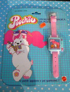 I loved Poochie! 80s Girl Toys, Toys Land, Toy Packaging, Nostalgia, Mattel Dolls, Retro Pop, Kids Zone, 80s Kids, Photo Heart