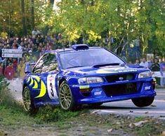 Sanremo Rally 1998 Colin Mcrae.